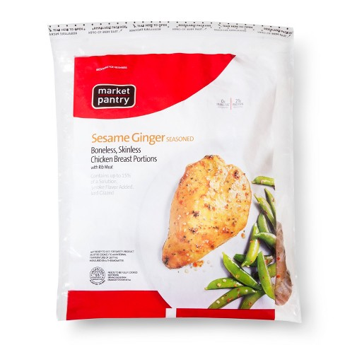 Sesame Ginger Chicken Breast 40 oz - Market Pantry™ - image 1 of 1