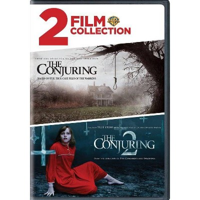 The Conjuring/The Conjuring 2 (DVD)