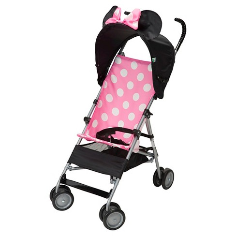 Disney® Minnie Mouse 3D Umbrella Stroller - image 1 of 7
