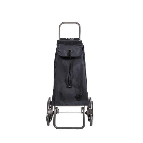 Rolser IMax Foldable Stair Climber Cart Black - image 1 of 4