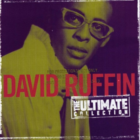 David ruffin - Ultimate collection (CD) - image 1 of 3