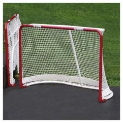 EZ Goal Folding Metal Hockey Goal - 6'x4'