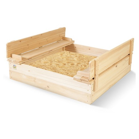 Outward Play Strongbox Square Sandpit - image 1 of 8