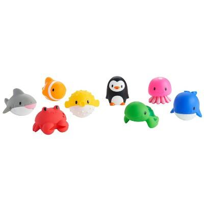 Munchkin Ocean Squirts Bath Toy 8pk