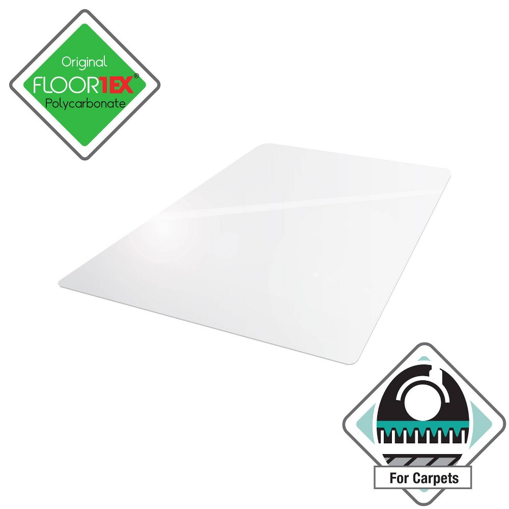 "Image of ""47""""x30"""" Rectangular Ulti Mat For Low & Medium Pile Carpets - Cleartex"""