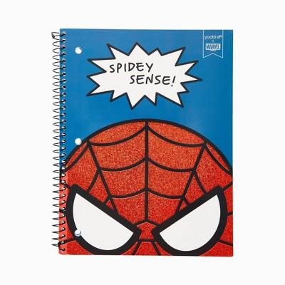 Spiral Notebook 1 Subject College Ruled Spider-Man - Yoobi™