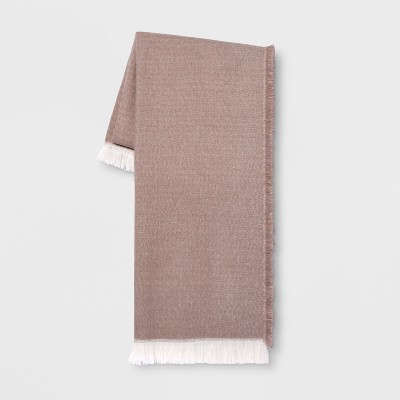 Acrylic Throw Blanket Neutral - Project 62™