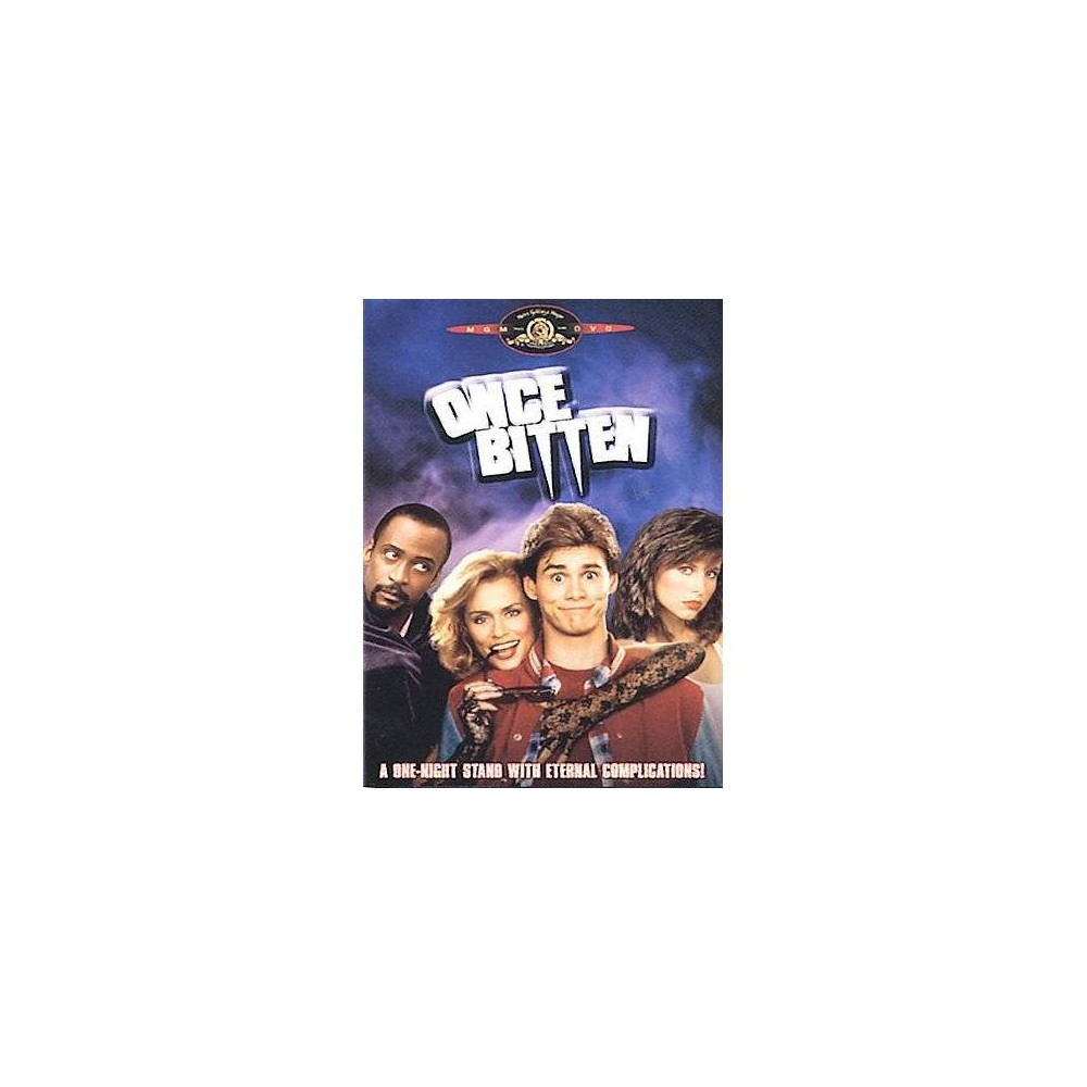 Once Bitten (Dvd), Movies