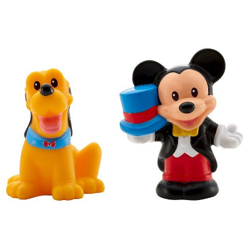 Fisher-Price Little People Magic of Disney Mickey & Pluto Buddy Pack - image 1 of 3