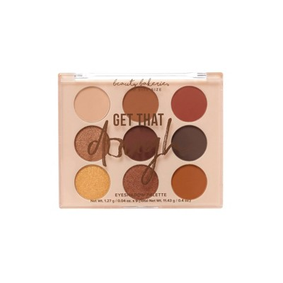 Beauty Bakerie Bite Size Eyeshadow Palette - 3.6oz