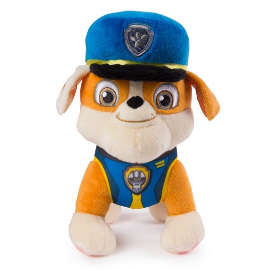PAW Patrol Ultimate Rescue Rubble Plush image number null