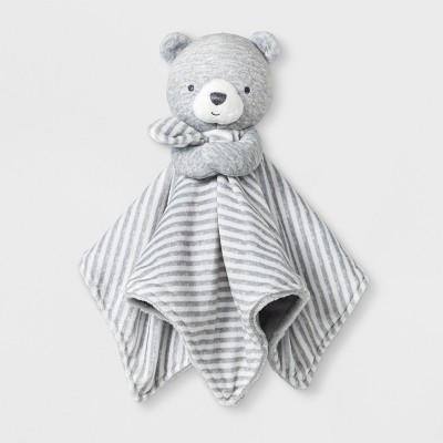 Baby's Bear Cuddle Plush Blanky - Just One You® made by carter's Gray
