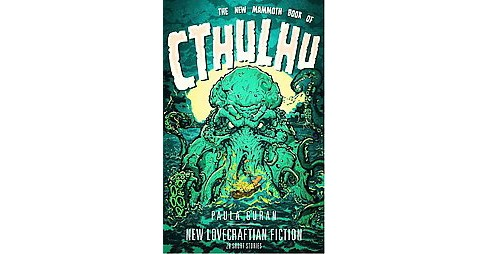 Mammoth Book of Cthulhu (Paperback) - image 1 of 1