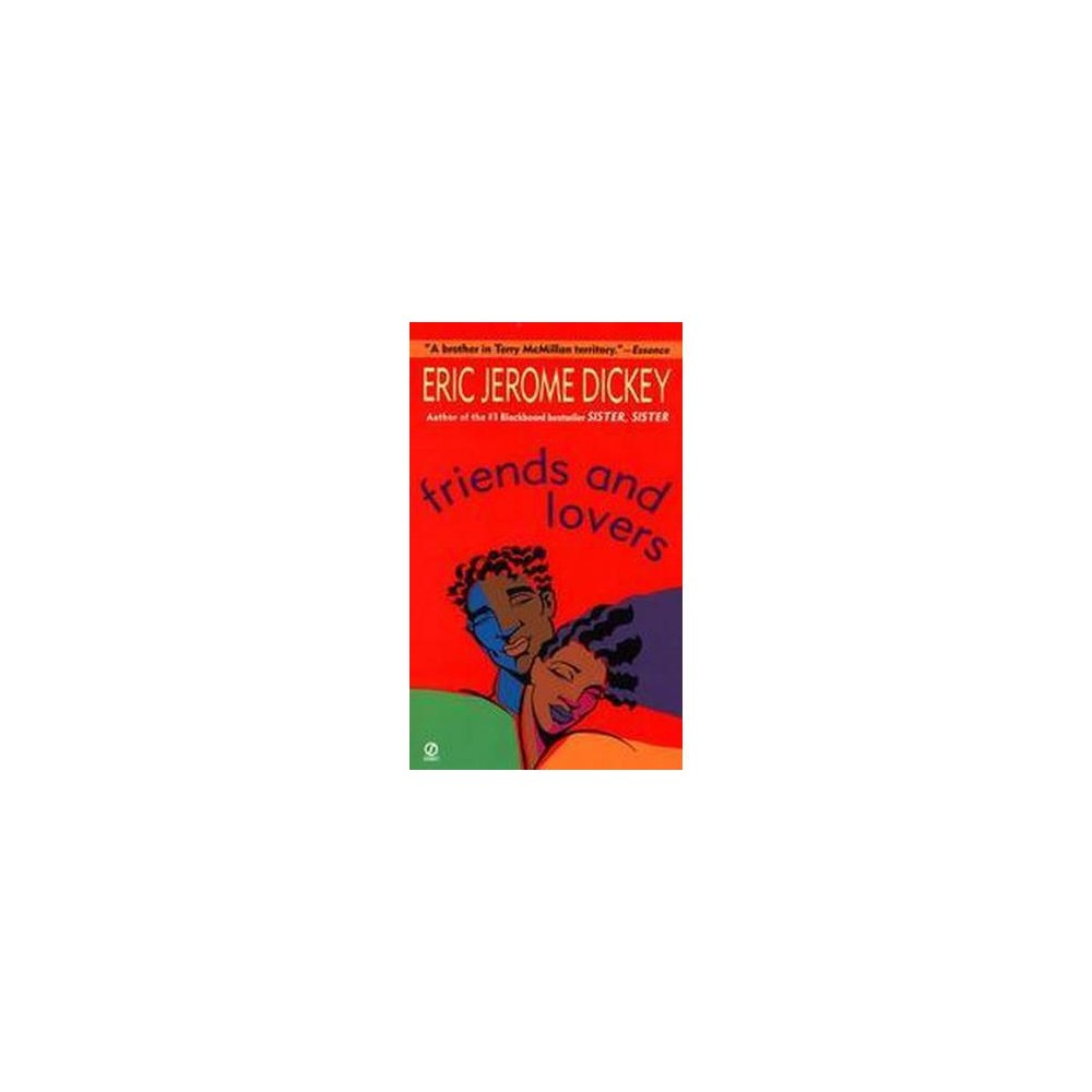 Friends and Lovers (Reissue) (Paperback) (Eric Jerome Dickey)