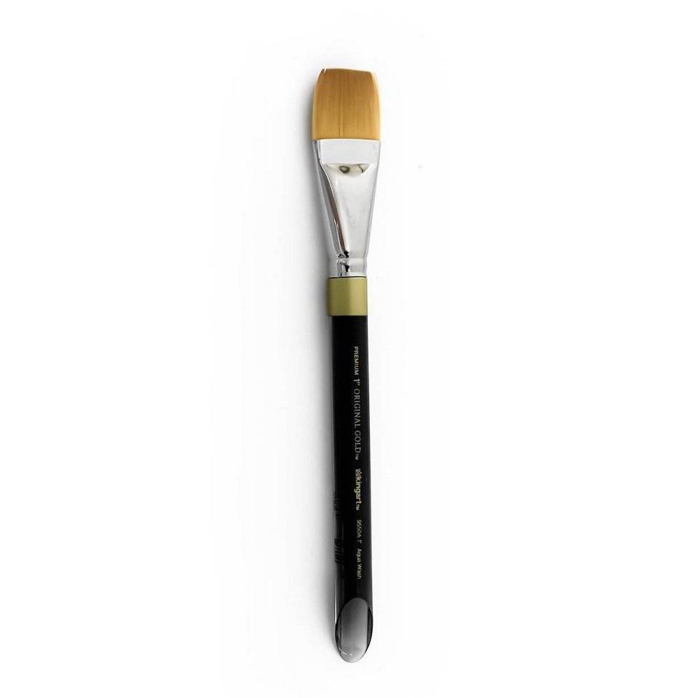 Kingart Original Gold Acrylic Wash Size 1