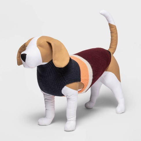 Holiday Dog and Cat Colorblock Sweater - Boots & Barkley™ - image 1 of 4