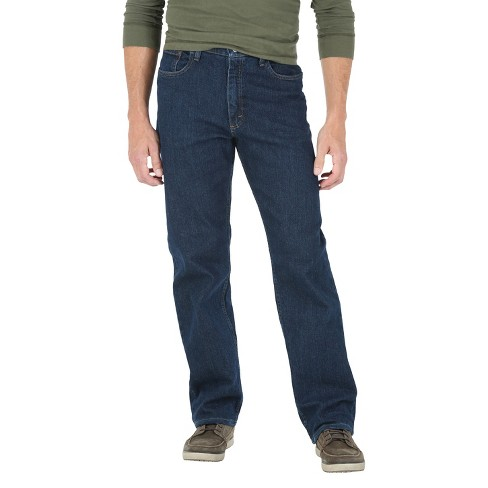 Wrangler® Men's Advanced Comfort Relaxed Fit Jeans - image 1 of 4