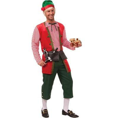 Forum Novelties Toy Maker Elf Adult Costume