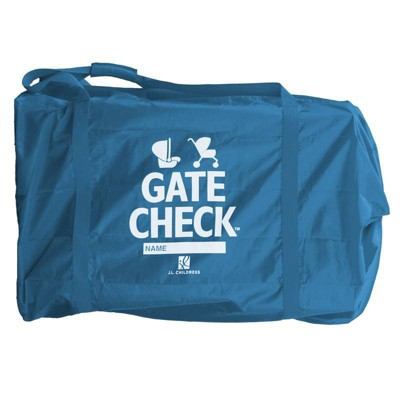 Deluxe Side - Carry Gate Check Travel Bag for Car Seats & Strollers