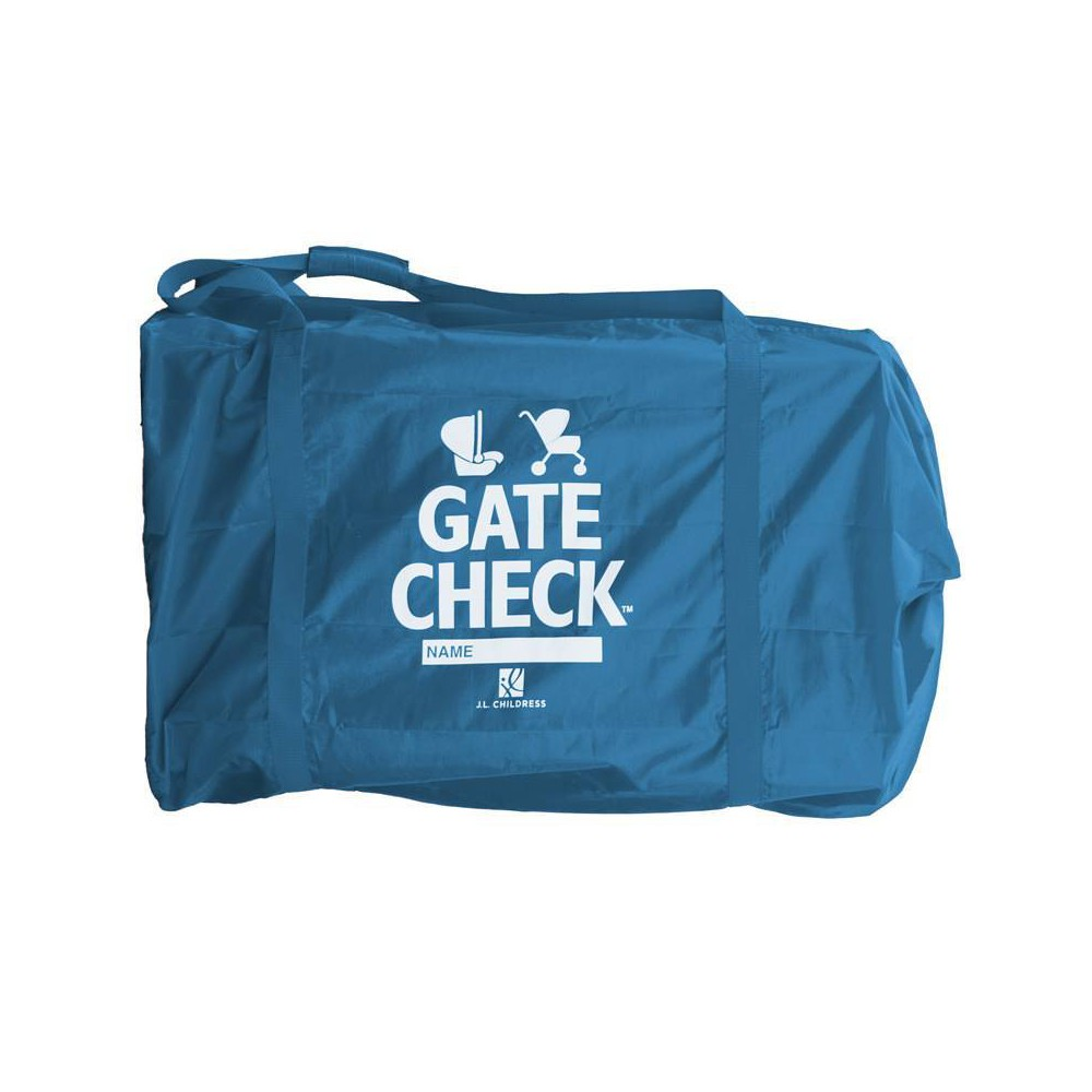 Image of Deluxe Side - Carry Gate Check Travel Bag for Car Seats & Strollers
