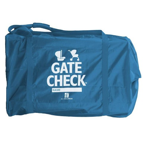 Deluxe Side - Carry Gate Check Travel Bag for Car Seats & Strollers - image 1 of 4