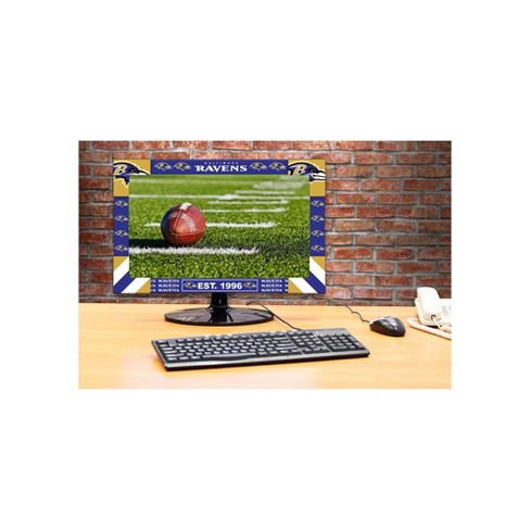 NFL Baltimore Ravens Monitor Frame - image 1 of 2
