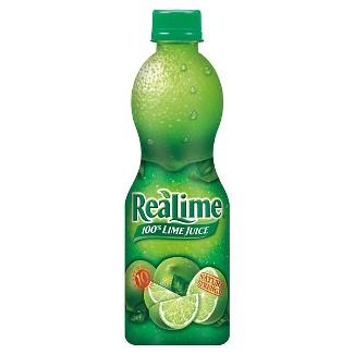ReaLime 100% Lime Juice - 15 fl oz Bottle