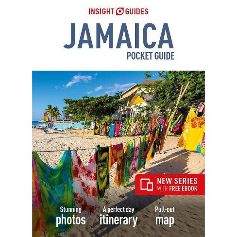Insight Guides Pocket Jamaica (Travel Guide with Free Ebook) - (Insight Pocket Guides) 2 Edition - image 1 of 1