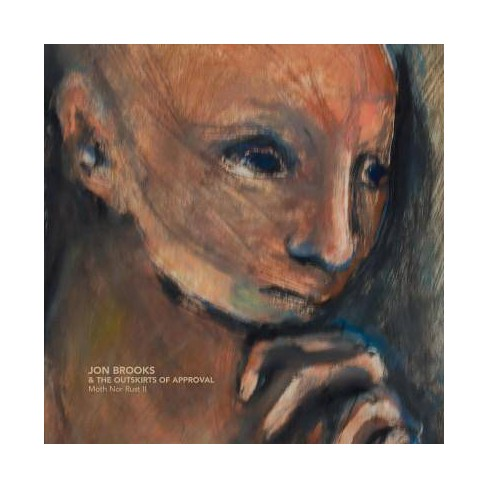 Jon Brooks - Moth Nor Rust II (CD) - image 1 of 1