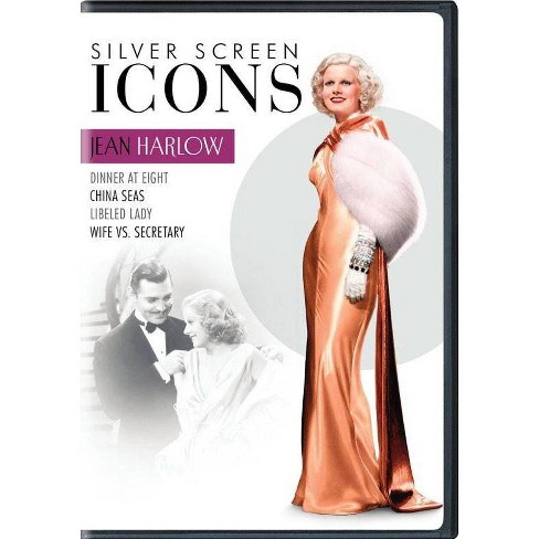 Silver Screen Icons: Jean Harlow (DVD) - image 1 of 1
