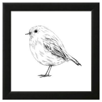 Art.com - Hand-Drawn Robin