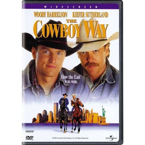 The Cowboy Way (DVD) - image 1 of 1