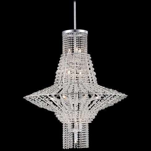 Metropolitan N7316 16 Light 4 Tier Chandelier from the Saybrook Collection - image 1 of 1