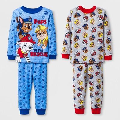 Baby Boys' PAW Patrol Pajama Set - Blue 18M