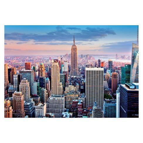 John N. Hansen 1000 pc Puzle, Definition Manhattan - image 1 of 1