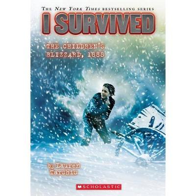 I Survived the Children's Blizzard 1888 (Paperback) (Lauren Tarshis)