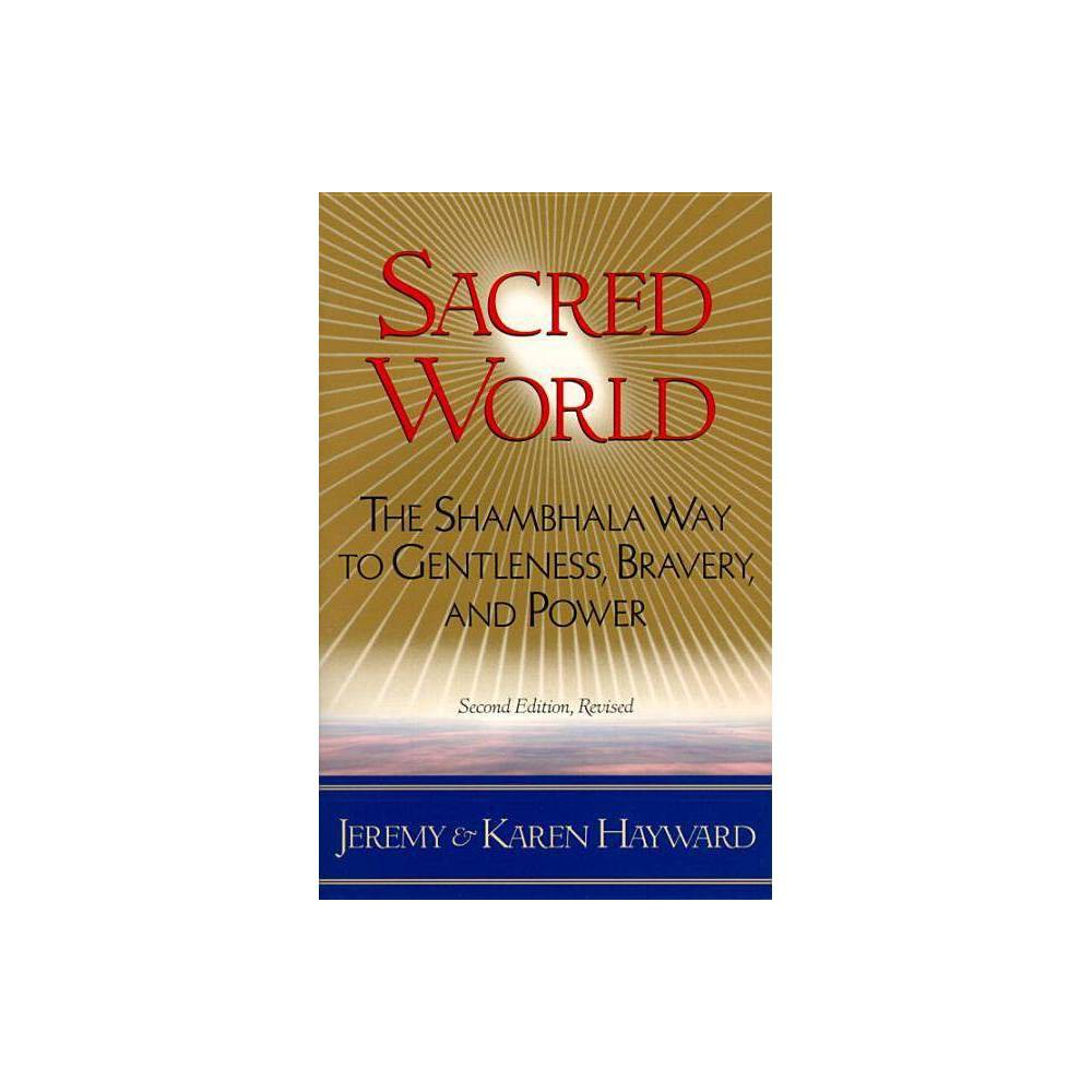 Sacred World 2nd Edition By Karen Hayward Paperback
