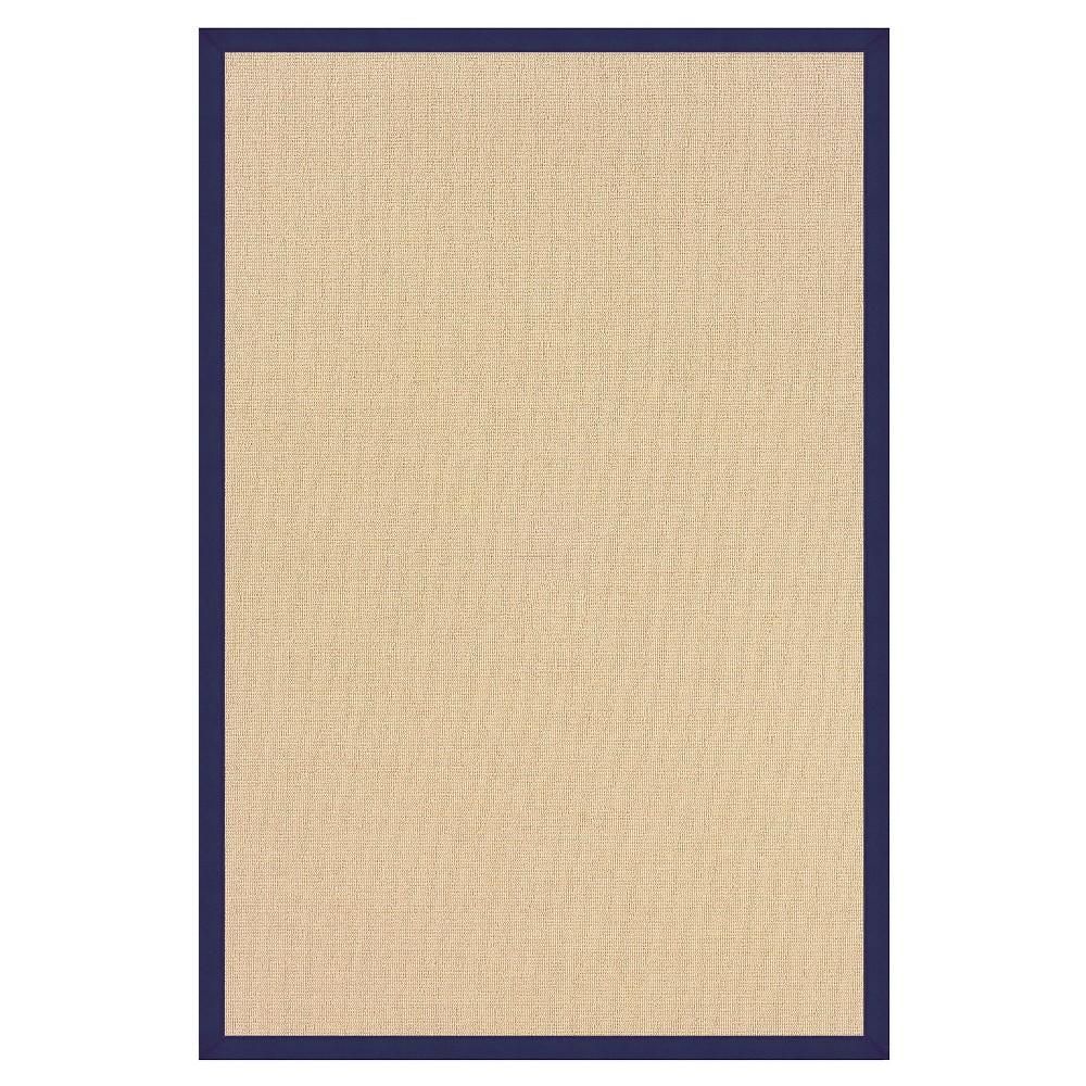 Athena Wool Area Rug - Blue (8'9 X 12')