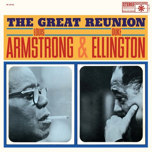 Louis armstrong - Great reunion (Vinyl) - image 1 of 1