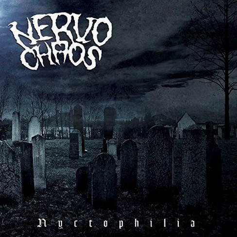 Nervochaos - Nyctophilia (CD) - image 1 of 1