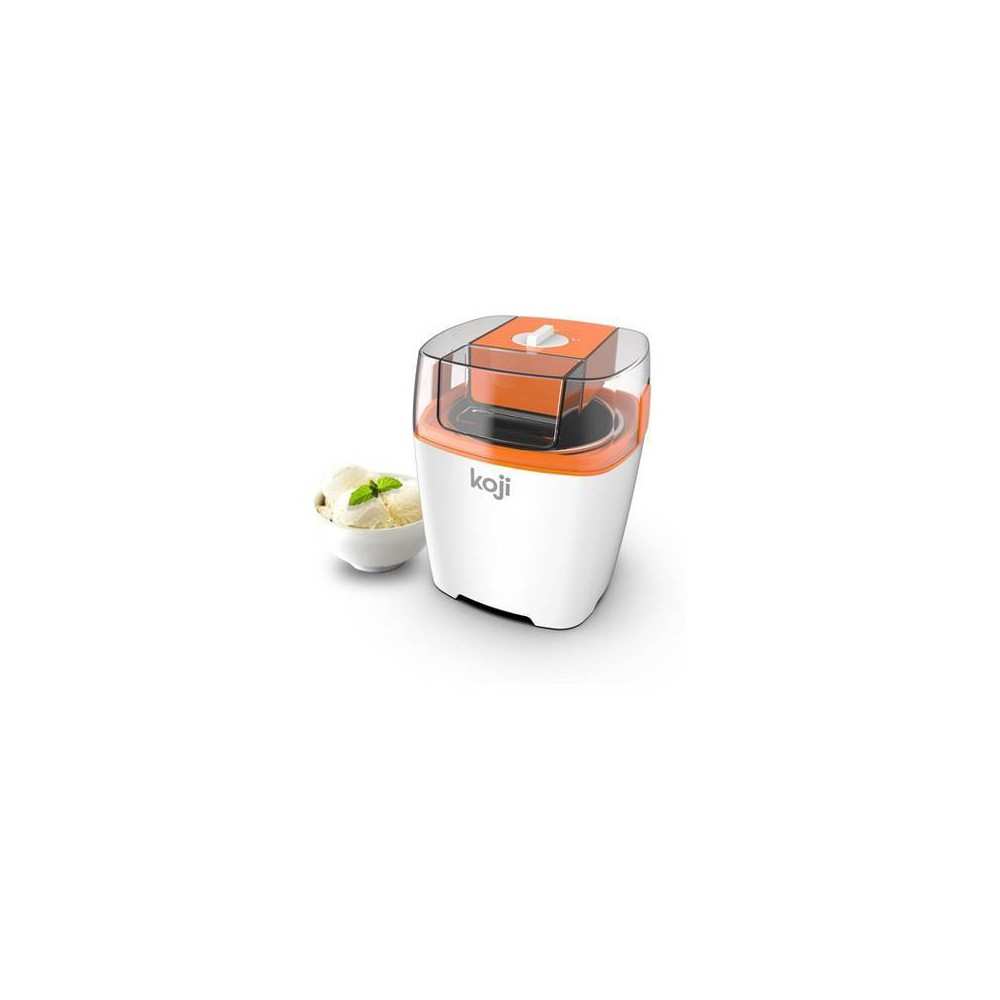 Electric Ice Cream Maker 1.5qt - White - Koji Electric Ice Cream Maker 1.5qt - White - Koji