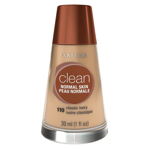COVERGIRL Clean Foundation - Light Shades - image 1 of 1