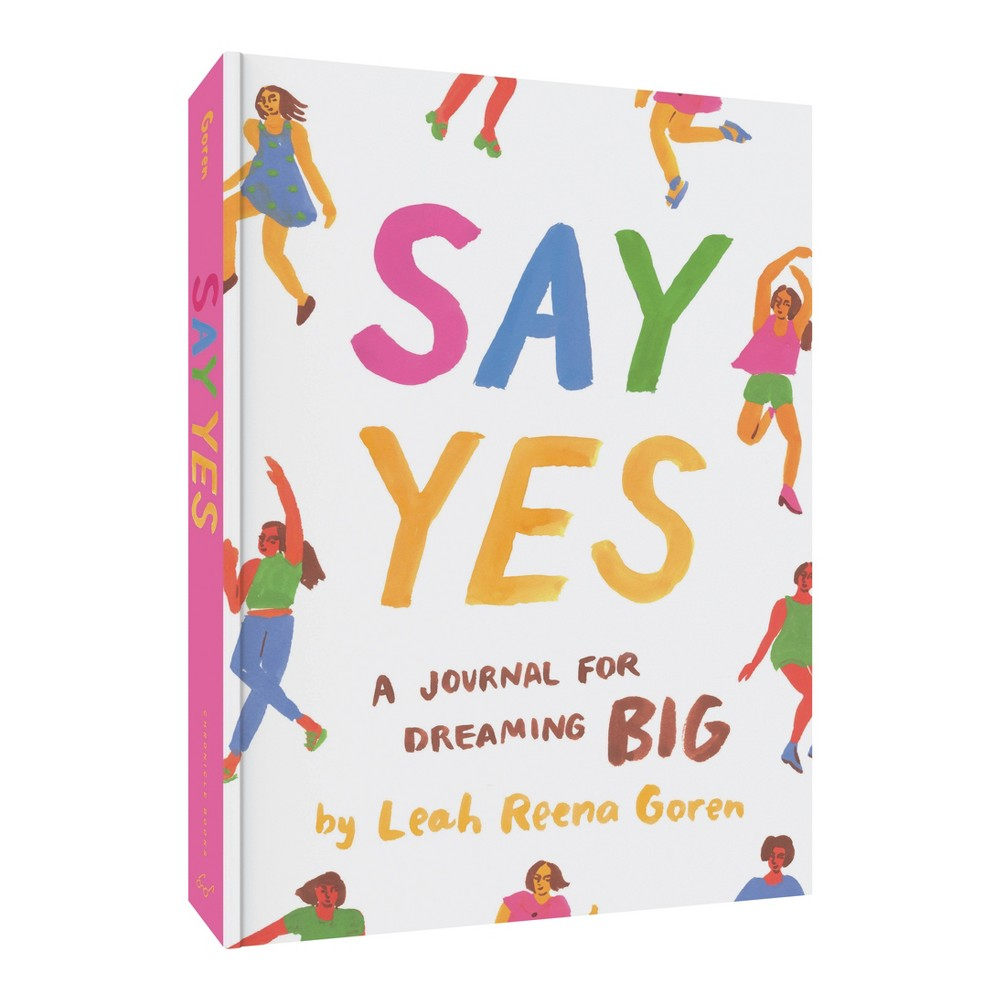 Image of Say Yes - by Leah Reena Goren (Diary)