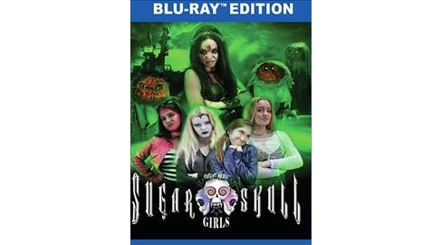 Sugar Skull Girls (Blu-ray) - image 1 of 1