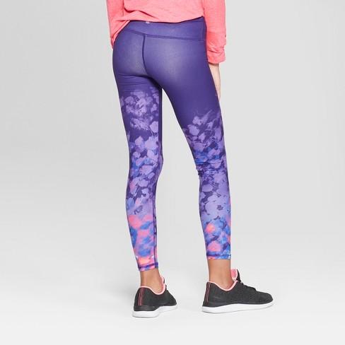 61b11f439fbd Girls  Printed Performance Leggings - C9 Champion®   Target