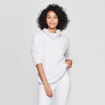 Women's Cozy Sherpa Lounge Sweatshirt   Stars Above™ by Stars Above