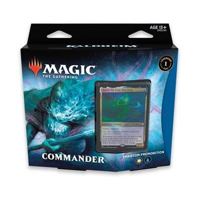 Magic: The Gathering Kaldheim Commander Deck Phantom Premonition