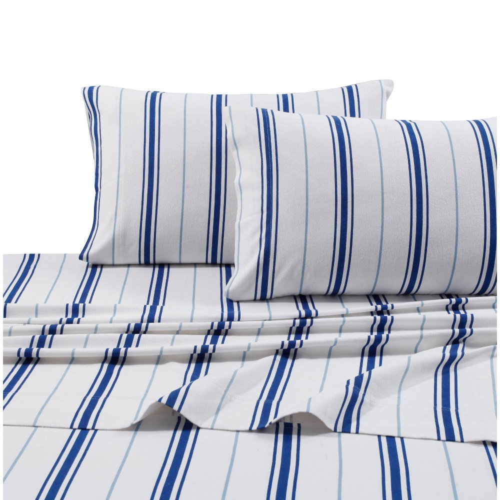 Tribeca Living Printed Pattern Extra Deep Pocket Flannel Sheet Set Tribeca Living From Target Daily Mail