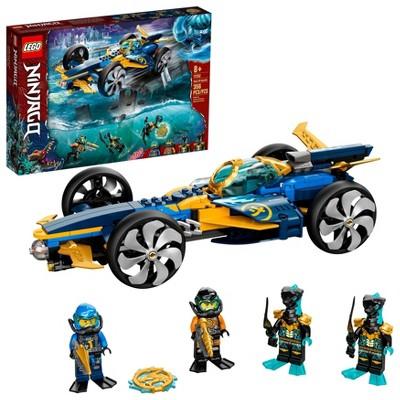 LEGO NINJAGO Ninja Sub Speeder 71752 Building Kit