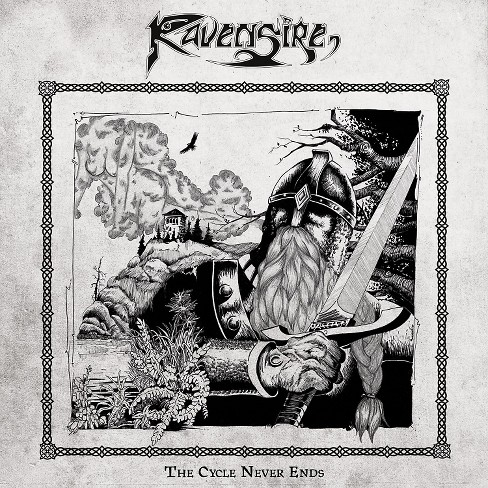 Ravensire - Cycle never ends (CD) - image 1 of 1